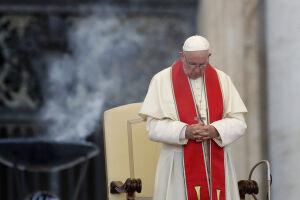 O papa Francisco recebeu nesta sexta (3) mais um grupo de brasileiros