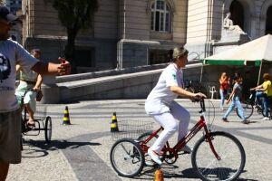 Neste sábado (1º), a entidade promove passeio ciclístico pela ciclovia da orla, fechando a Semana do Ciclista.