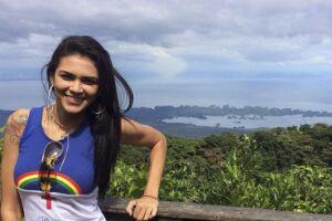 Raynéia Gabrielle Lima foi assassinada na cidade de Manágua (Nicarágua) no dia 23 de julho