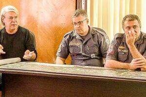Comitê discute segurança na entrada de Santos