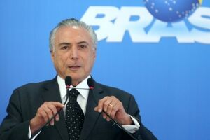 Segundo Temer, sua ideia de distribuir senhas seria apenas para organizar a entrada dos venezuelanos no Brasil