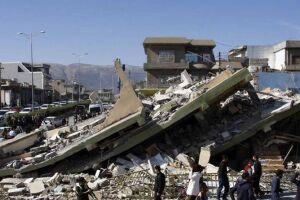 Em 2017 centenas de pessoas morreram com os terremotos quase que constantes.
