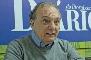 O deputado federal pelo PSDB Ricardo Trípoli pleiteia, pela primeira vez, uma vaga ao Senado