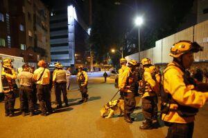 O novo tremor foi na mesma área em que houve ontem um terremoto de 6,9, segundo a Fundação Venezuelana de Pesquisas Sismológicas (Funvisis)