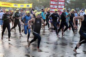 Troféu Brasil de Triathlon tem terceira etapa no domingo
