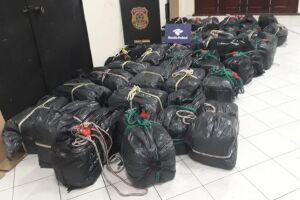 Neste ano, o volume de cocaína apreendida no porto de Santos -13,5 toneladas- já supera o total de todo o ano passado, graças a duas ações desencadeadas nos últimos cinco dias