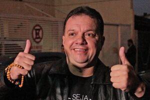 Vice Márcio Cabeça reassume a prefeitura de Mongaguá.