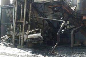 Usiminas registra explosão em um gasômetro de Ipatinga