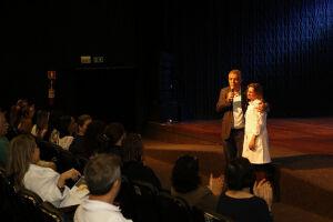 Encontro contou com a presença do prefeito Válter Sumam e com a participação de aproximadamente 100 pessoas