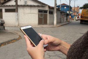 Ocorrências de roubo de celular na Cidade subiram 54,48% em julho