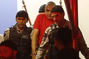 O agressor confesso do candidato Jair Bolsonaro (PSL), Adélio Bispo de Oliveira.