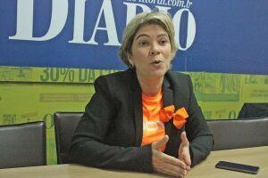Ana Paula Lourenço é candidata a deputada estadual pelo NOVO