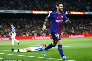"""De acordo com o jornal """"L'Esportiu"""", o Barcelona será o mandante."""