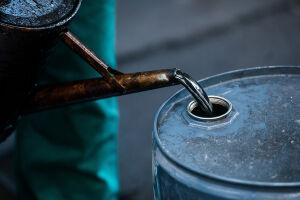 A produção de gás natural somou 116 milhões de metros cúbicos por dia