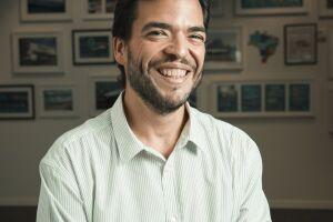 Marcelo Bento é o diretor de Distribuição e Alianças da Azul