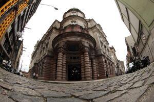 O prédio foi sede do mais importante negócio de compra e venda de café da época