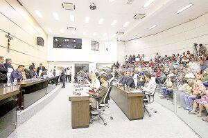 A Câmara de Guarujá apura suposta ilegalidade cometida pela Elektro