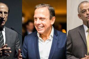 Skaf, com 24% das intenções de voto, lidera a corrida em São Paulo