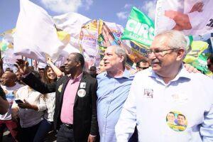Ciro Gomes disse que não vai perder votos para Fernando Haddad (PT)