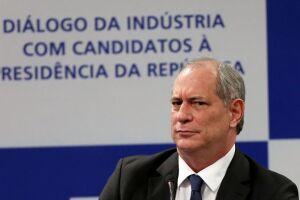 Ciro Gomes, disse nesta terça-feira, 4, que acredita que a intenção de voto em Jair Bolsonaro (PSL) é temporária