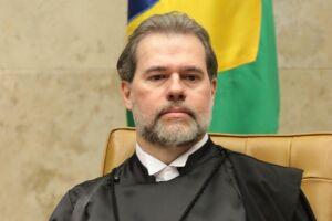 Toffoli defendeu que o uso maior do plenário virtual servirá como ferramenta para desafogar a pauta do plenário
