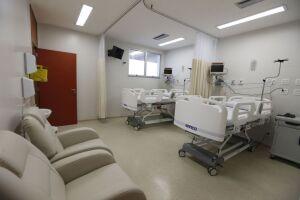 Centro de Transplante de Medula Óssea do Instituto Nacional de Câncer, no Rio de Janeiro