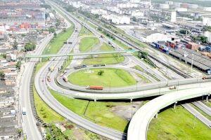 A Ecovias deve concluir o projeto executivo da ponte Santos-Guarujá até novembro
