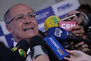Alckmin observou que 30% do voto espontâneo ainda está indefinido
