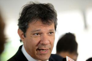 Fernando Haddad foi confirmado como candidato à Presidência da República