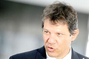 Fernando Haddad afirmou que o segundo turno será a hora de 'abrir o diálogo' com adversários