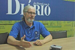 José Carlos da Silva Barros é integrante de projetos de desenvolvimento comunitário