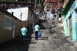O projeto prevê ainda a construção de uma escada hidráulica para solucionar problemas de drenagem de águas pluviais