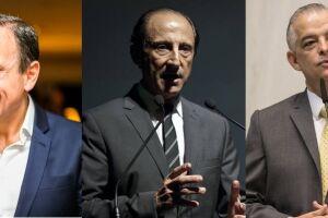 Os candidatos ao governo do Estado de São Paulo que lideram as pesquisas