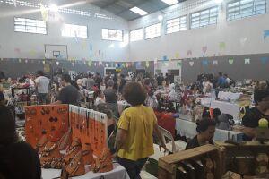 A entrada ao Mega Bazar Solidário de Primavera é gratuita
