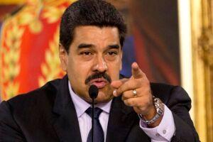 Maduro afirmou que a crise humanitária pela qual o país passa faz parte de uma 'campanha mundial de difamação'