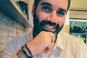 Marcus Vinicius Batista, jornalista e autor de 'A vida começa aos 140'