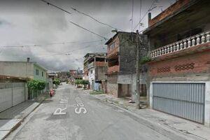 Rua Maria Dilza Santos Lima, no bairro Jardim Maria Beatriz.