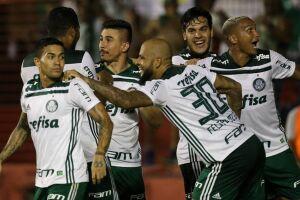 O Palmeiras é o atual vice-líder do Campeonato Brasileiro