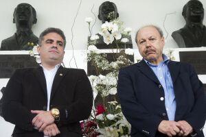 Peres e Rollo venceram a chapa de Modesto Roma na última eleição