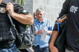 O ex-prefeito de Mongaguá foi preso em flagrante pelo crime de lavagem de dinheiro