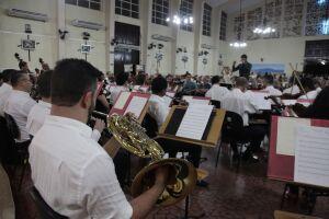 A Orquestra Sinfônica Municipal de Santos realiza apresentação especial neste mês de setembro