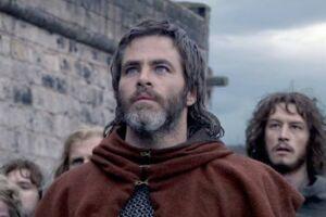 """""""Legítimo Rei"""", sangrento filme de época dirigido por David Mackenzie."""