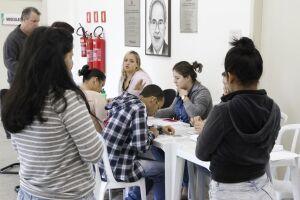 A Vila Criativa da Vila Nova está com inscrições abertas para duas novas oficinas artísticas