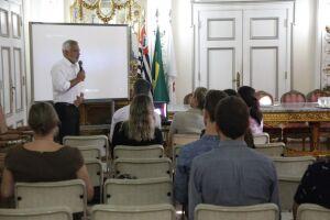 Delegação da Agência de Proteção Ambiental da Suécia esteve em Santos