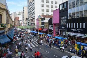 O custo de vida na região metropolitana de São Paulo ficou estável em agosto