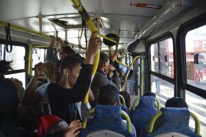 Uma das pautas dos consumidores trata de investimentos em transporte público