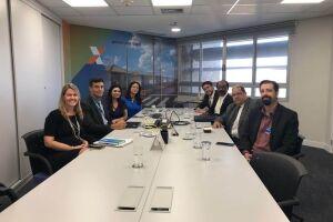 Reunião envolvue integrantes do Procon-Santos e da área jurídica da Caixa