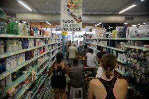 Em todo o país, faturamento dos supermercados cresceu 1,92% até setembro, mas empresários esperam expansão de 2,53% para este ano