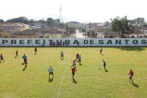 Os dois campos de várzea de Santos podem ser tombados pelo Estado