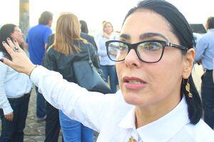 A ex-prefeita Márcia Rosa foi condenada a pagar 150 salários mínimos